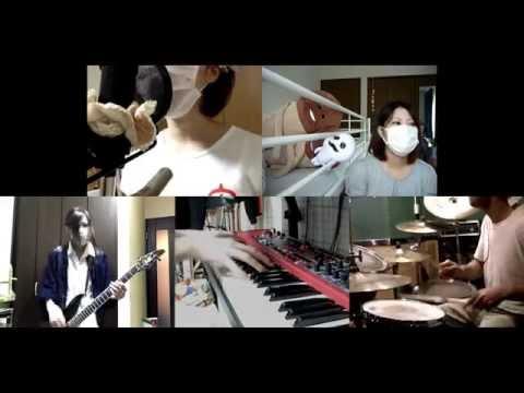 [HD]Danganronpa 3 The End of Kibougamine Gakuen Zetsubou-hen OP [Kami-iro Awase] Band cover
