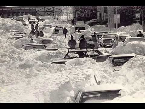 BLIZZARD OF 1978 WORCESTER, MASS BY RICHARD SAMUEL PINTO