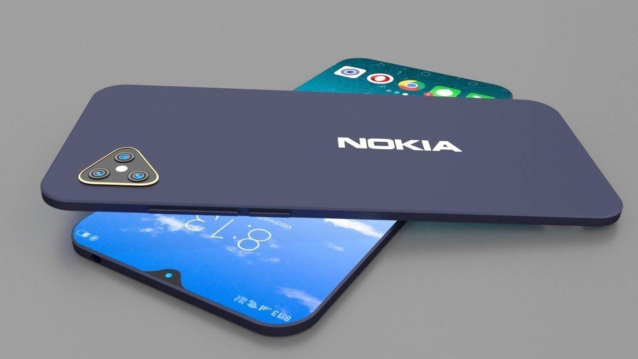 هاتف نوكيا جديد Nokia Trio 2020 Youtube