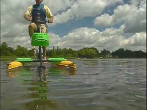 Introducing The Hydrobike