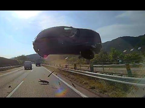東名バス事故ドライブレコーダー映像