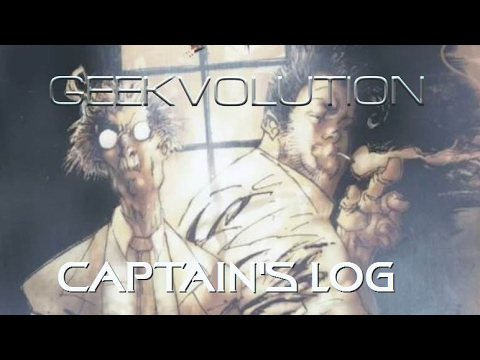 Sam and Twitch TV Series  Captain's Log