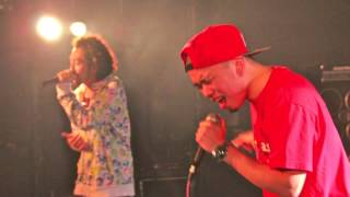 ALLY & DIAZ - あしたへ with RYO from ORANGE RANGE×N.O.B.U!!!