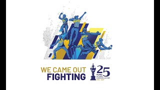 Commemoration of the 25th Anniversary of 1996 ICC Cricket World Cup Victory