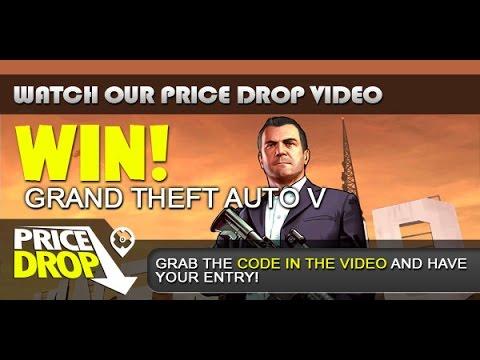 Price Drop Deals plus GTA 5 Giveaway at AllKeyShop.com