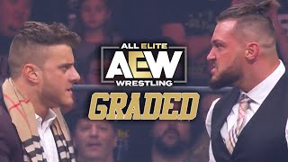 AEW Dynamite: GRADED (13 Nov) | Wardlow Debuts, Full Gear Fallout