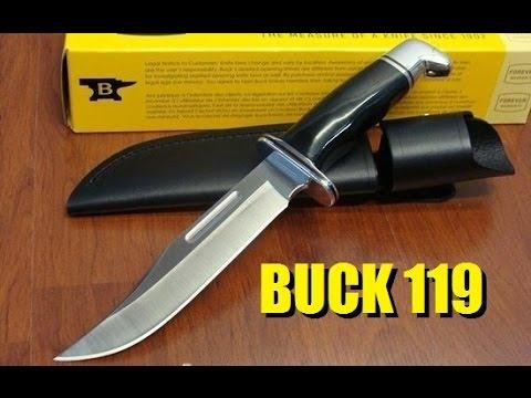 Buck knives dating