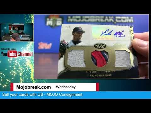 2018 Topps Tier One Baseball 12 Box Case Break Random Team #9 - 05.30.18