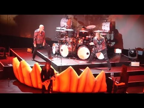 HELLOWEEN's Pumpkins United tour - Halloween  and Dr Stein posted from Tilburg posted..!