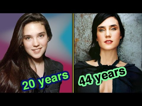 Jennifer Connelly Through The Years in 60 seconds