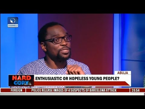 Hard Copy Examines The Unemployment Problem In Nigeria Pt 1