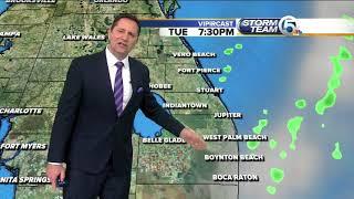 South Florida Tuesday morning forecast (1/16/18)
