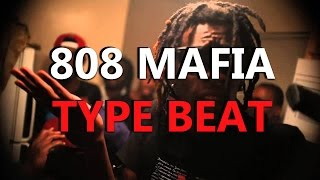 808 mafia type beat instrumental future trap beat 2016