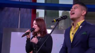 Performance ShiLi & Adi - How Far I'll Go Cover
