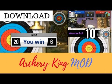 Archery King MOD [Latest] [Online]