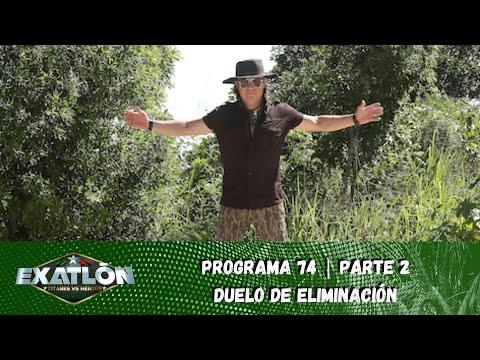 Titanes se enfrenta al Duelo de Eliminación.   Capítulo 74, parte 2   Exatlón México