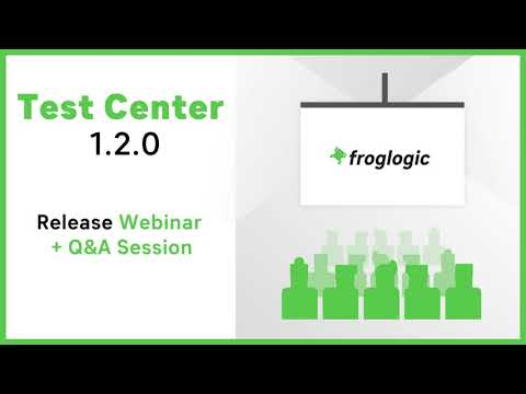 What's New in Test Center 1.2 ? | Release Webinar | Squish Test Center