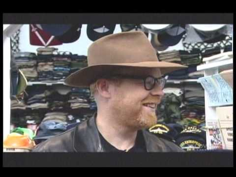 Why Jamie Hyneman wears a beret