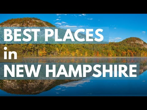 Best Places to Visit | USA New Hampshire
