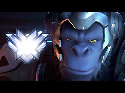 "Best Tank Player ""xQc"" - #1 World Winston | Overwatch Best of xQc Moments"