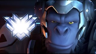 "Best Tank Player ""xQc"" - #1 World Winston 