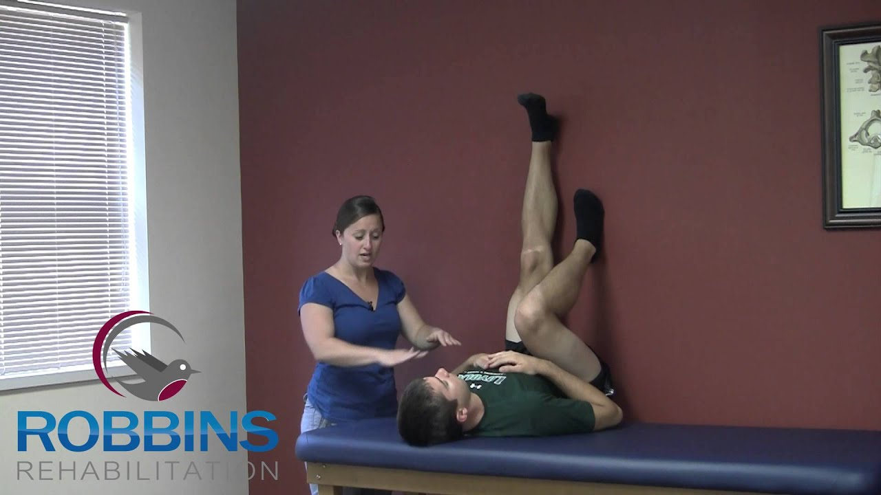 sciatic nerve mobilization | robbins rehabilitation - youtube, Muscles