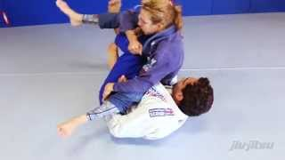 Lucas Leite, Knee Shield To X-Guard Sweep: Jiu-Jitsu Magazine, Issue #28.