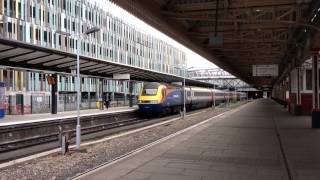 East Midlands Trains: The British Rail Class 43 (HST) + Mark 3 Coaches