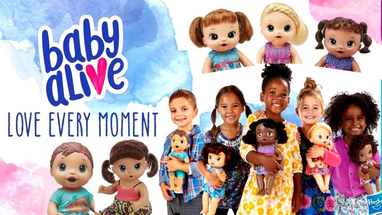 Baby Alive New 2017 Baby Alives Ahhhh Youtube