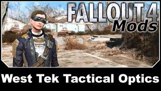 Fallout 4 Mods - West Tek Tactical Optics