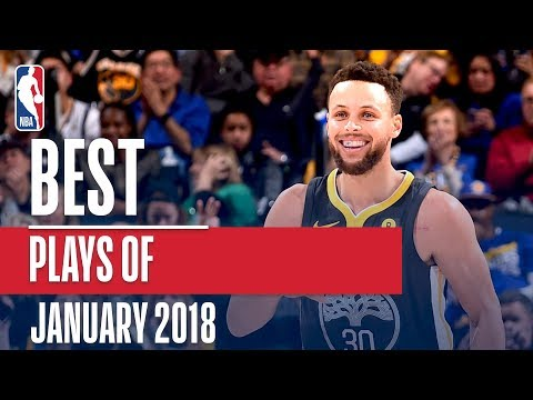 Best Plays of the Month | January 2018