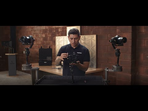 Tiltamax Gravity G1 Instructional - How to Balance Your Camera