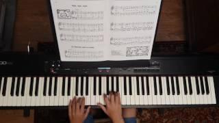 Ein Männlein steht im Walde - Kinderlieder am Klavier