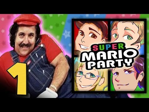 Super Mario Party: Welcome Back - EPISODE 1- Friends Without Benefits