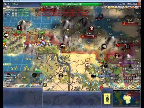 TMFTP - Civ IV Earth Challenge Shaka 10