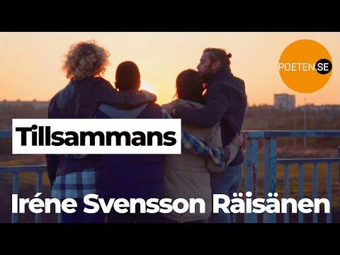 TILLSAMMANS diktvideo av poeten Iréne Svensson Räisänen