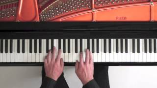 Unknotting Bach Goldberg Variations - Var.20