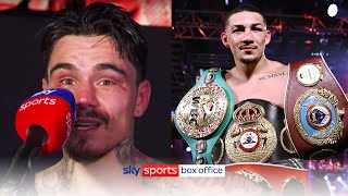 Emotional George Kambosos Jnr calls out Teófimo López after beating Lee Selby