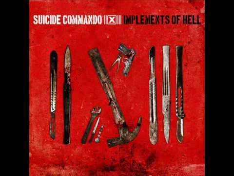 Клип Suicide Commando - Come Down With Me