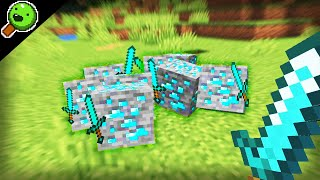 Minecraft, but the blocks fight back