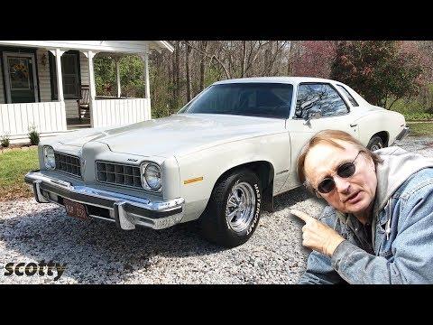 Blast from the Past - 1975 Pontiac LeMans Sport Coupe Restoration