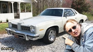 Blast from the Past - 1975 Pontiac LeMans Sport Coupe Restoration