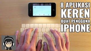 8 APLIKASI KEREN BUAT PENGGUNA IPHONE YANG TIDAK ADA DI ANDROID