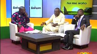 Badwam Mpensenpensenmu on Adom TV (15-5-18)