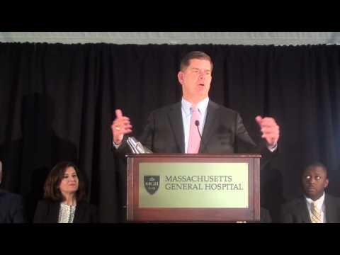Mayor Martin J. Walsh - Remarks