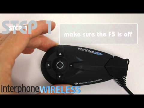 How to factory reset your Interphone f5 and check the software version it is on