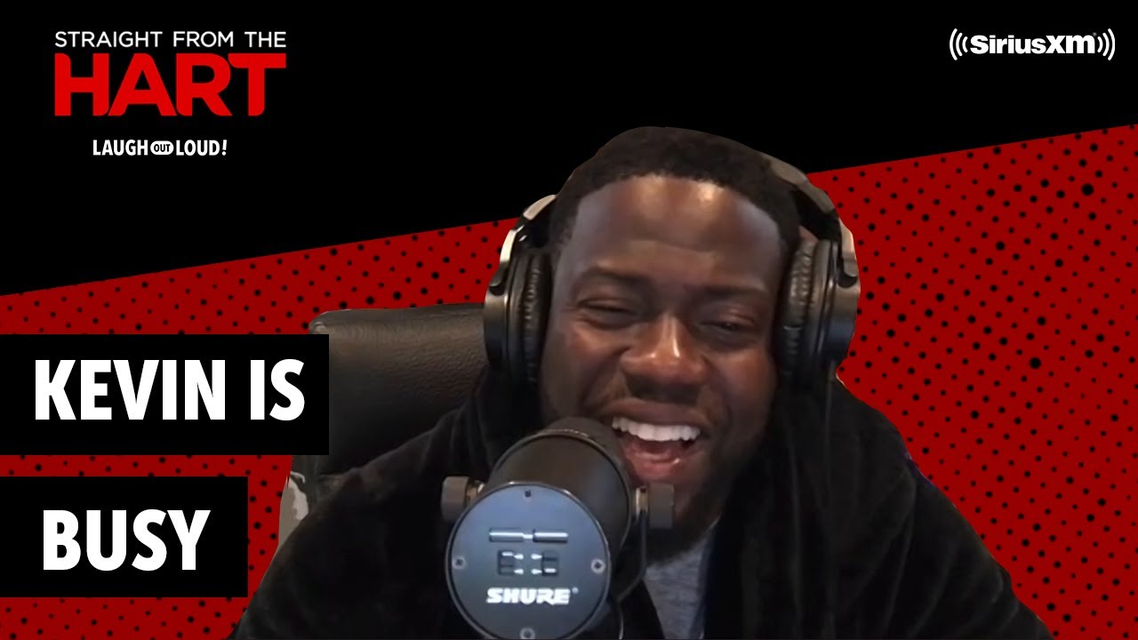 Kevin's a Busy Man | Straight From The Hart | Laugh Out Loud Network