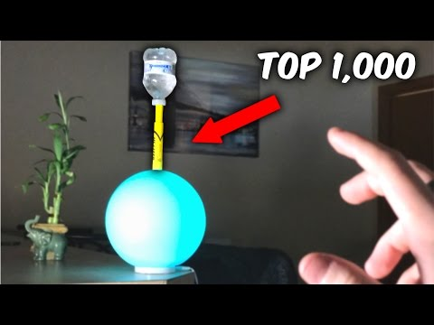 TOP 1,000 LUCKIEST WATER BOTTLE FLIPS ( INSANE Water Bottle Trick Shot Compilation )
