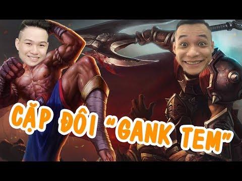 Best Darius Mixigaming Cùng Đồ Đệ Lee Bô Quẩy Tung Team Địch - League of Legends
