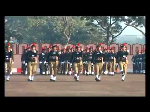 NCC song Hum sab bharatiya hain in HD